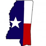 Texan in MS